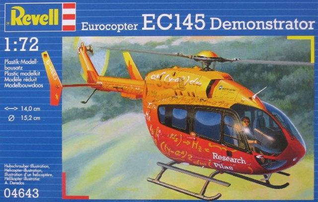 "Eurocopter EC145 ""Demonstrator"""