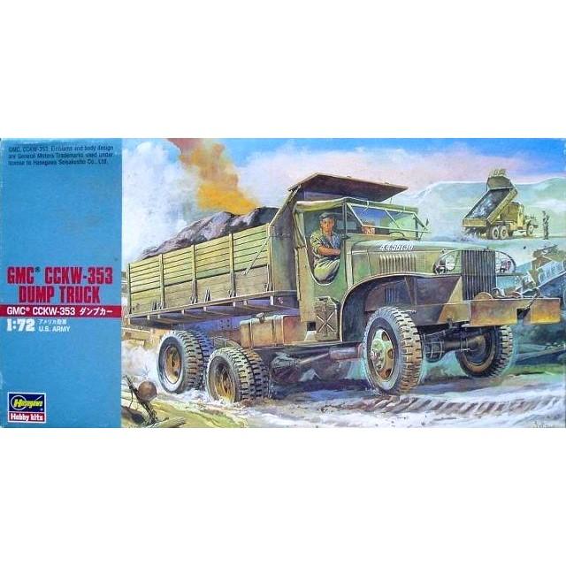 GMC CCKW-353 Dump Truck