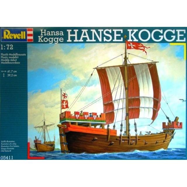 Hansea Kogge Hanse Kogge