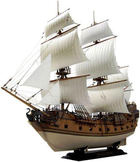 "Pirate Ship ""Black Swan"""
