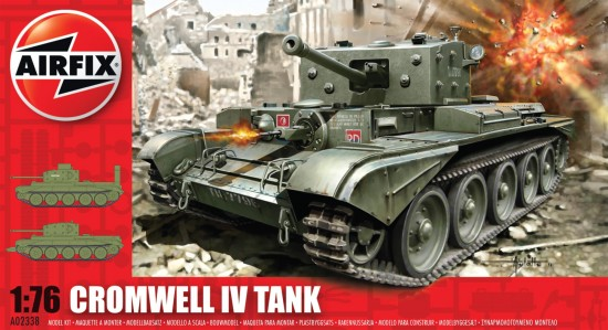 Cromwell IV Tank