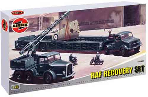 R.A.F. Recovery Set