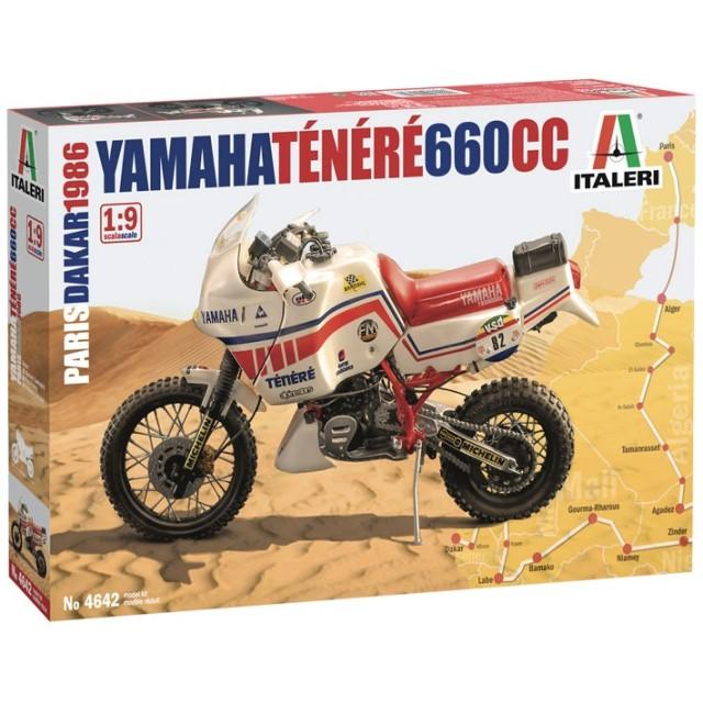Yamaha Ténéré 660 cc