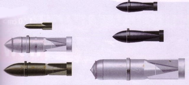 WWII German Aircraft Weapons I