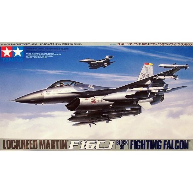 Lockheed Martin F-16CJ (Block 50) Fighting Falcon H Sprue