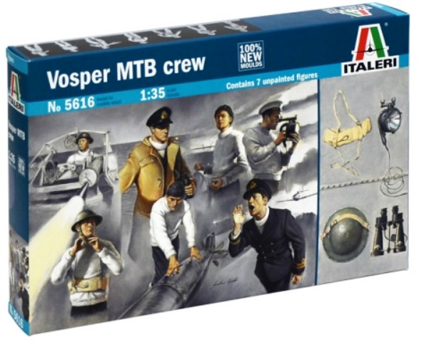 Vosper MTB Crew & Accessories