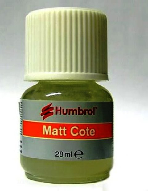 Clear Matt Cote 28ml