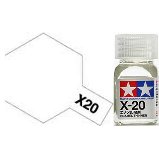 X-20 Enamel Thinner 10ml