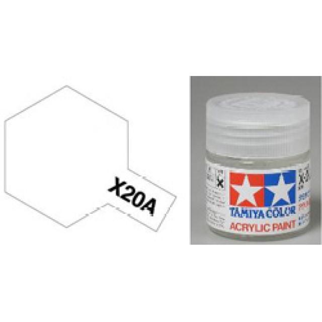X-20A Acrylic Thinner 23ml