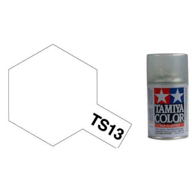 TS-13 Clear - Gloss - Synthetic Lacquer Paint