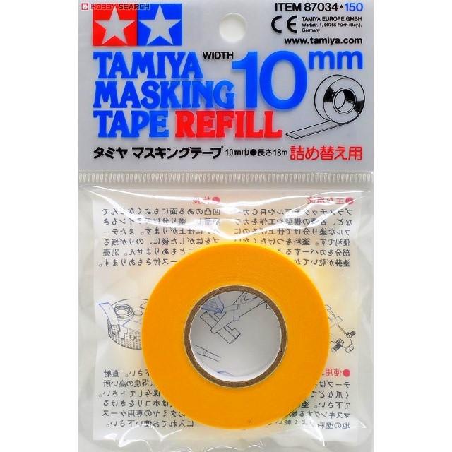 Masking Tape -10mm (Refill)