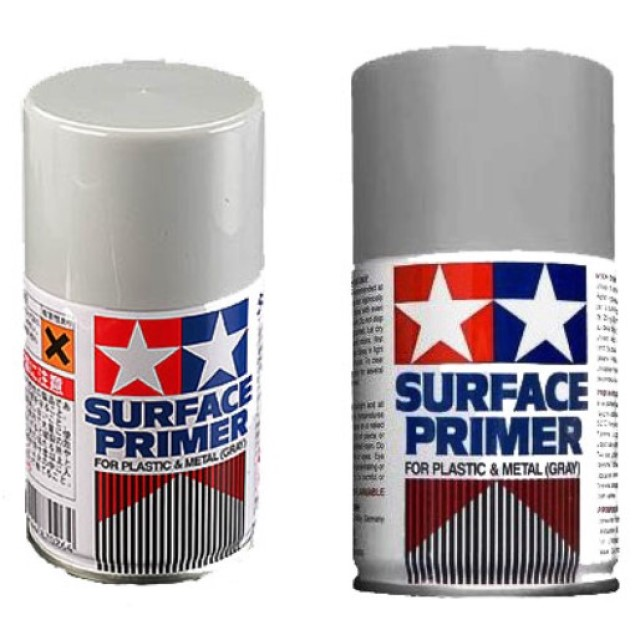 Surface Primer For Plastic & Metal 100ml