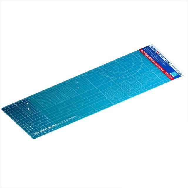 Tamiya Cutting Mat (A3 Half-Size/Blue)