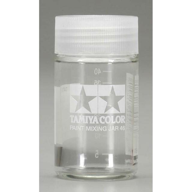 Paint Mixing Jar w/Measure - 46ml