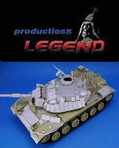 IDF Magach 6 Conversion Kit for Academy/Tamiya M60 Kits
