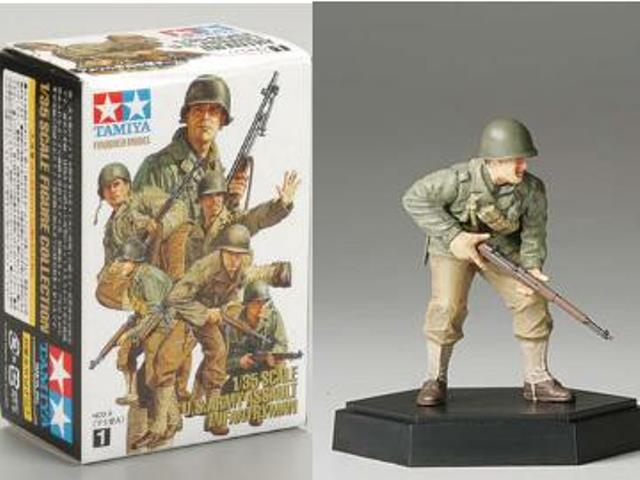 U.S. Army Assualt Infantry - Rifleman A