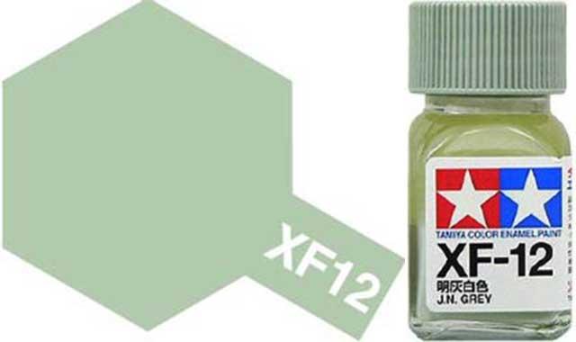 XF-12 J.N. Grey Enamel Paint