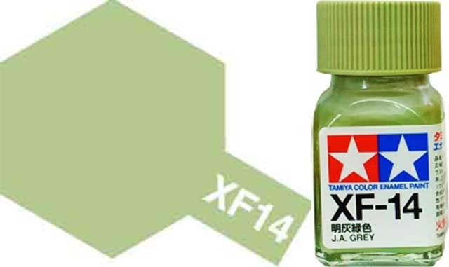 XF-14 J.A. Grey Enamel Paint