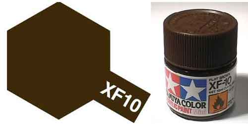 XF-10 Brown Acrylic