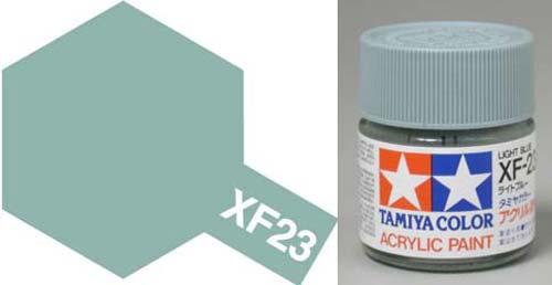 XF-23 Light Blue Acrylic