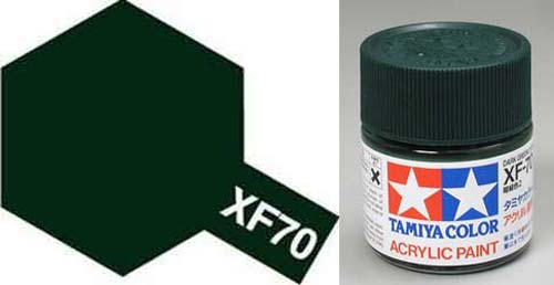 XF-70 Dark Green 2 (IJN) Acrylic