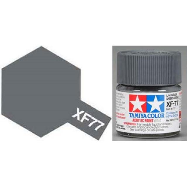XF-77 IJN Grey Acrylic