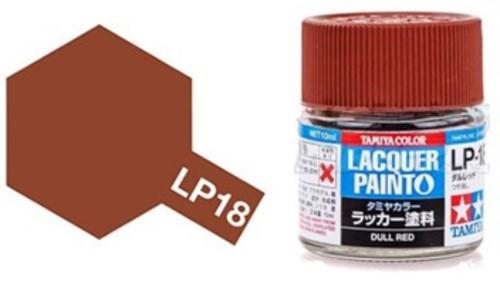 LP-18 Flat Dull Red