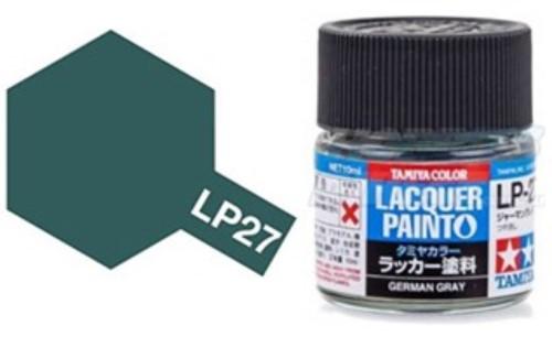 LP-27 Flat German Gray