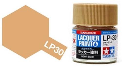 LP-30 Flat Light Sand