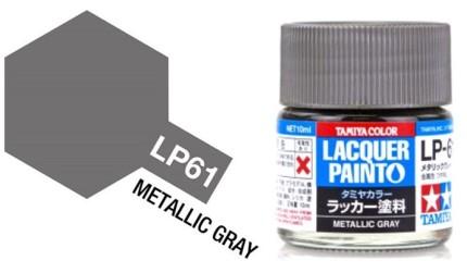 LP-61 Metallic Grey