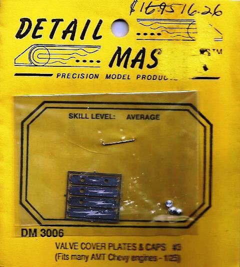 Custom Billet Style Valve Cover Plates & Turned Aluminium Oil Caps For SB Chevy Engines