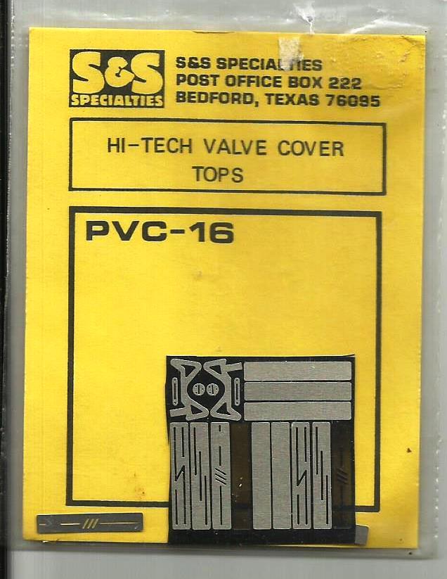 HI-Tech Valve Cover Tops