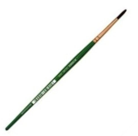 Coloro Synthetic Paint Brush - Size # 0