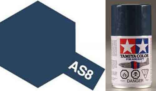 AS-8 Navy Blue