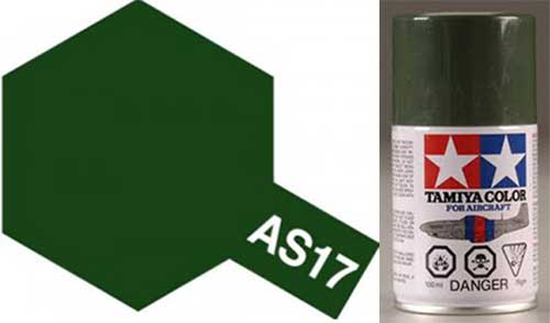 AS-17 Dark Green (IJA)