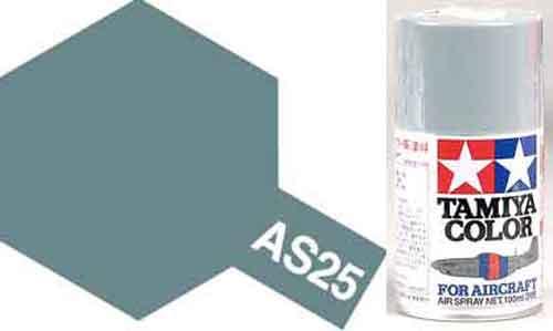 AS-25 Dark Ghost Grey