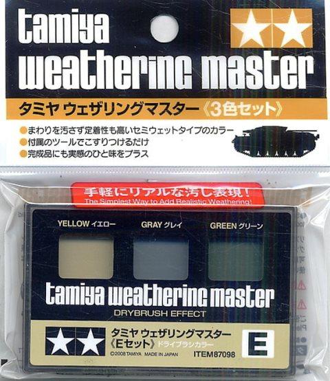 Weathering Master E Set