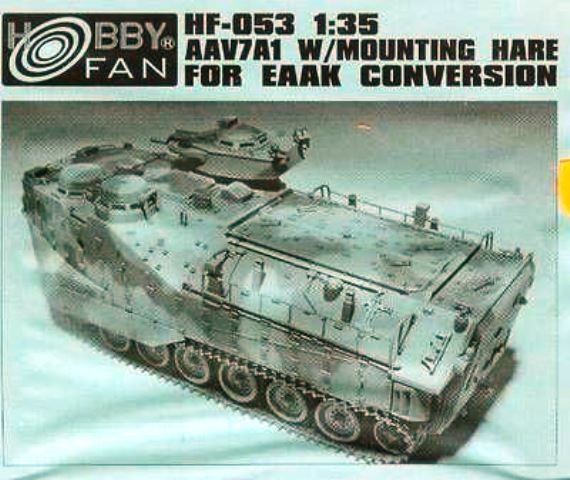 AAV7A1 w/Mounting Hard Ware for EAAK Conversion Kit