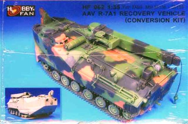 AAVR7A1 Recovery Vehicle Conversion Kit