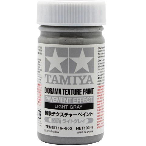 Texture Paint-Pavement Effect, Light Gray