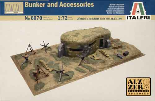 Bunker & Accessories - WWII