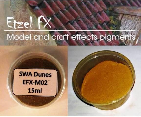 SWA Dunes Weathering Powder (15ml)