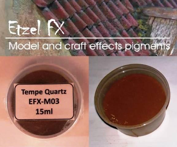 Tempe Quartz Weathering Powder (15ml)